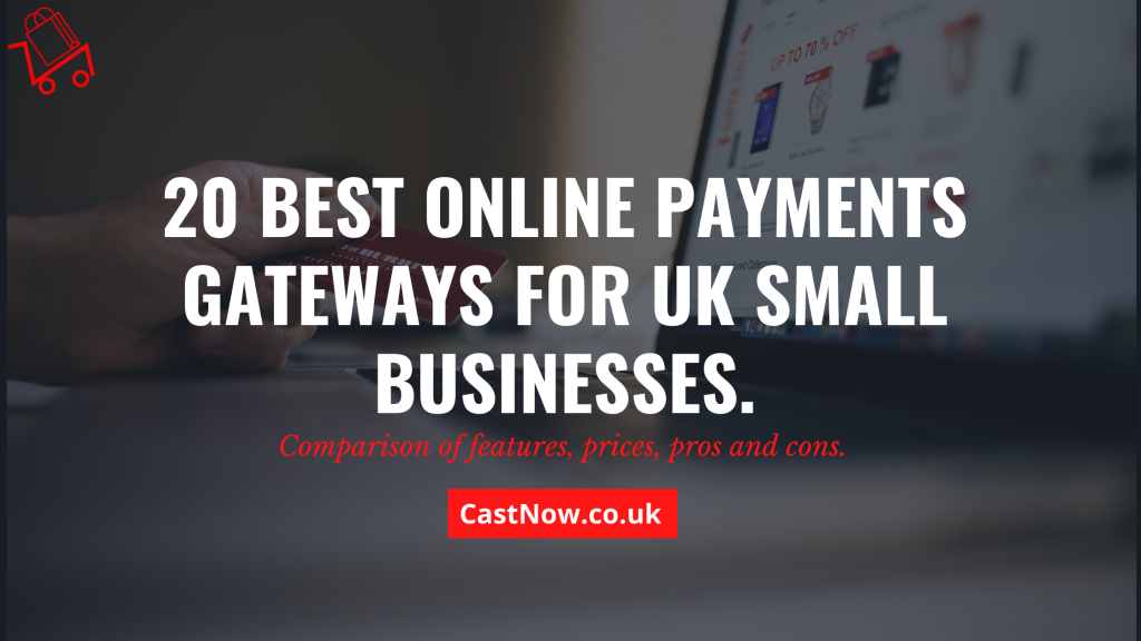 Best online payment gateways for UM Small Business ecommerce